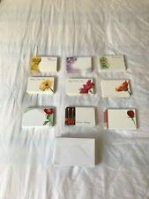 Assorted Florist Cards & Envelopes