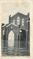 New Albany Indiana~Main Street Methodist Church~Jan 1937 Flood~513
