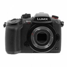 Panasonic Lumix DC-GH5S schwarz -Digitalkamera- Wie Neu!