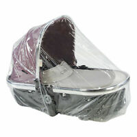 Raincover Storm Cover Compatible with Britax Affinity B-Smart Dual Carrycot