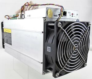Bitmain Antminer S9 13.5TH Bitcoin Miner (No PSU) for Parts or Repair (N)