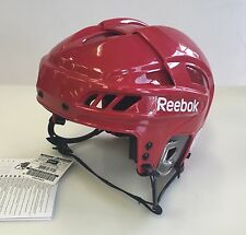 New Reebok 11K VN Olympics Pro Stock/Return size large L red ice hockey helmet
