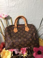 💯authentic Louis-vuitton speedy 25 louis-vuitton purse vintage Louis-vuitton