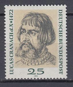 BRD 1972 Mi. Nr. 718 DD Postfrisch LUXUS!!! (28864)