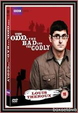 LOUIS THEROUX - THE ODD, THE BAD AND THE GODLY *BRAND NEW DVD**