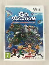 Nintendo Wii Go Vacation (2011), UK Pal, Brand New & Factory Sealed