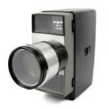 Vintage 8mm Cine Film Movie Camera For Display Spares Repair Argus M-4 Zoom