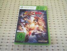 Street Fighter X Tekken für XBOX 360 XBOX360 *OVP*