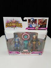 Hasbro | Marvel Gamer Verse - Civil Warrior / The Collector | Brand New