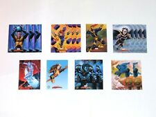 2007 Marvel Masterpieces SKYBOX X-MEN CHASE INSERT 17 CARD LOT! STORM CYCLOPS!