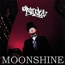 Matlock 'Moonshine' CD ft RA the Rugged Man, Juice, DJ Babu. New copy from label