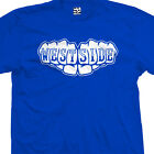WEST SIDE Fists T-Shirt - Knuckle Tattoo Left Coast Tee - All Sizes & Colors