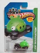 HOT WHEELS 2012 ANGRY BIRDS MINION 2012 NEW MODELS  - HW IMAGINATION W+
