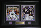 Ray Lewis Baltimore Ravens Superbowl XLVII 2 photo frame
