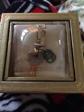 New Juicy Couture Car Key With Remote Charm Rare License To Couture Dome Box