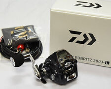 Daiwa LEOBRITZ 200J-L (LEFT HANDLE) English Display Electric Reel from Japan