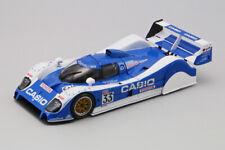 Toyota TS010 CASIO #003 Raphanel Acheson Sekiya 2nd Le Mans 1992 Ebbro 44588