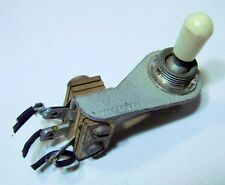 1970 Gibson Switchcraft 3-Way Toggle Switch & White Tip For SG ES-335 EB2 L USA