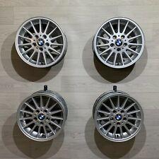 4x BMW 1er E81 E87 Alufelgen 6x16 IS37 5x120 orig. Felgen 6763396 Styling 32 E82