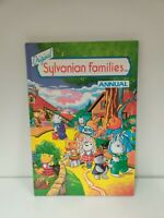 The Original Sylvanian Families Annual 1990 - Hardback Book (c6)