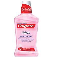 Colgate Plax Gentle Care Mouthwash - 250 ml   FREE SHIP