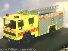 OXFORD 1/76 DENNIS RS MALTESE FIRE ENGINE ST. JOHN RESCUE CORPS MALTA 76DN006