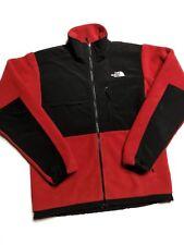 THE NORTH FACE Denali Jacket - Mens Small - Red