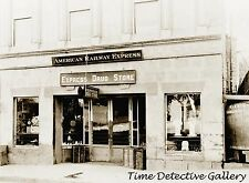 Old Drug Store, Angels Camp, California - Early 1900s - Historic Photo Print