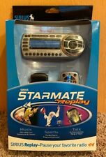 SIRIUS Starmate Replay ST2 Satellite XM Radio Receiver & Car Kit New Open Box