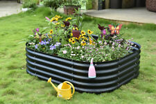 New Planting Garden Bed 160 x 80 x 36 cm