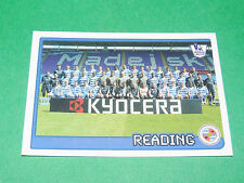 N°501 READING ENGLAND MERLIN PREMIER LEAGUE FOOTBALL 2007-2008 PANINI