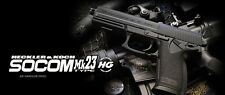 """SOCOM MK23 HG"" Tokyo Marui AIR HOP hand gun from Japan NEW!! Over 10 years old"