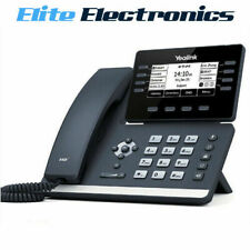 "YEALINK SIP-T53W 12 LINE IP HD PHONE 3.7"" SCREEN HD VOICE BLUETOOTH & WIFI"