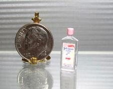 Dollhouse Miniature Baby Oil Bottle