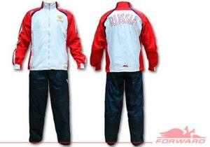 "FORWARD National Team ""RUSSIA"" Teenager Trainingsanzug Gr. XS/164 на подростка"
