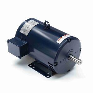 Marathon Motor U249A 184T 7.5 HP 3600RPM 230 460 11.25lb/ft 184TTDW6001 Baldor
