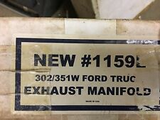New 1983-1987 Ford Pickup 302/351W Left Exhaust Manifold