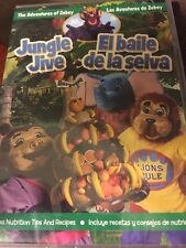 The Adventures of Zobey Jungle Jive El Baile de la Selva DVD 2010 Nutrition Tips