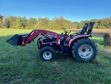 Mahindra 4035 4x4 Tractor With Loader
