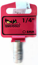 TENG TOOLS m140508-c with 0.6cm UNIDAD 25670506 Enchufe Hexagonal 8mm