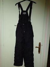 pantalon ski salopette boyz moving  10 ans