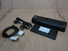 Dell E-Port Plus PR02X for E6400 E6410 E6420 E6500 Docking Station