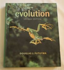 Evolution by Douglas J. FUTUYMA. 2nd edition (2009). Hardcover