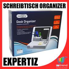 Smartphone Tablet Dock / Desk Organizer Schreibtisch Ordnungssystem 3x USB Port