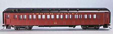 LEHIGH VALLEY 68' COACH HO Model Railroad Passenger Car Kit Brass Sides BC710