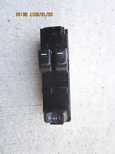 04 - 12 CHEVY COLORADO LT LS 2D CAB FRONT DRIVER SIDE MASTER POWER WINDOW SWITCH
