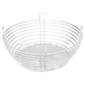 Kamado Joe KJ-MCC23 304 Stainless Steel Charcoal Basket Outside Grill Accessory