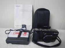 "Sony Cyber-shot Dsc-Hx10V 18.2Mp Digital Camera 16x Zoom 3""Lcd Gps+Accessories"