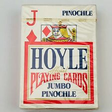 SEALED       ZHOY-6970 CASE OF 12 HOYLE MILLER BEERS  PLAYING CARDS NEW