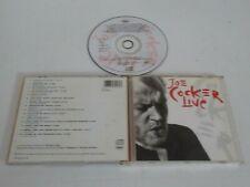 Joe Cocker – Joe Cocker Live / Capitol Records – CDP 7934162 CD ALBUM